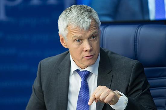 В Госдуме надеются, что бизнесмены из России и США поспособствуют отмене санкций