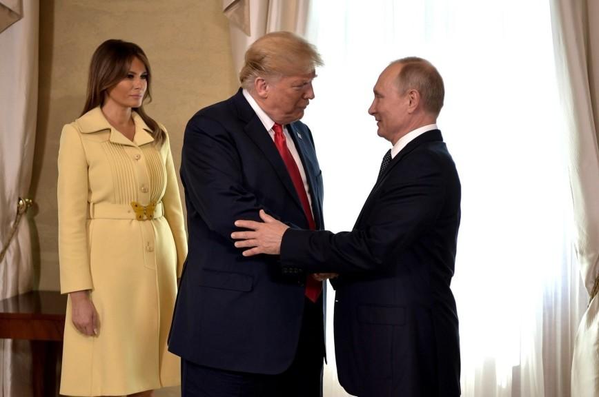 Путин поделился своими впечатлениями от встречи с Трампом