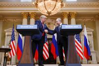 Путин перебросил мяч на сторону Трампа