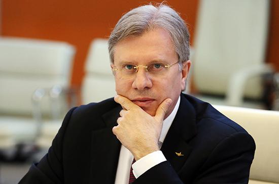 Минтранс предложил продлить контракт гендиректора «Аэрофлота»