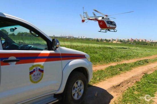 За время ЧМ-2018 московская санитарная авиация оказала помощь 64 пострадавшим