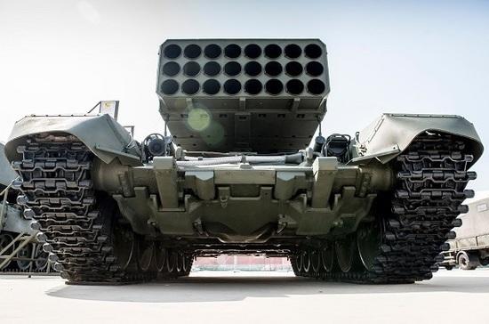 «Покрытие-хамелеон» обеспечит преимущество армии России, заявил эксперт