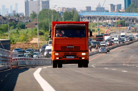 Международные транспортировки отследят спомощью системы «Платон»