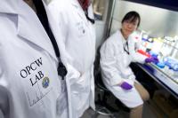 Эксперты ОЗХО собрали образцы применённого в Эймсбери вещества