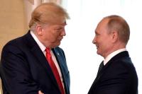 Ушаков: проведение новой встречи Путина и Трампа пока не обсуждается