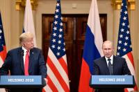 Путин назвал «в целом успешной» встречу с Трампом