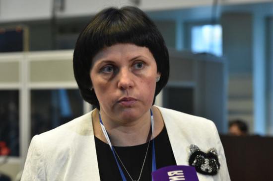 Афанасьева предложила ввести мораторий на новые квоты добычи водных биоресурсов