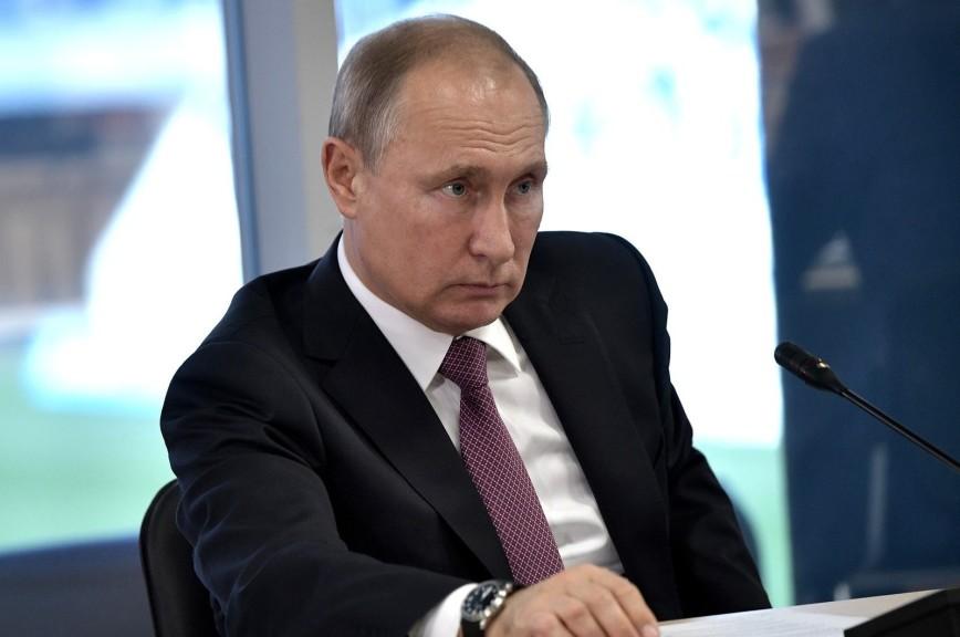 Путин оценил прошедший в стране чемпионат мира по футболу