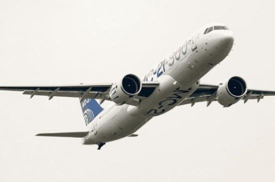 МС-21 совершил беспосадочный перелёт из Иркутска в Жуковский