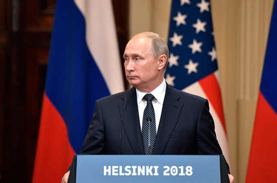 Американский журналист поехал в отпуск в Россию после интервью с Путиным