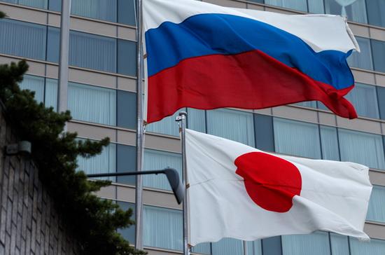 Матвиенко встретилась с председателем верхней палаты Японии