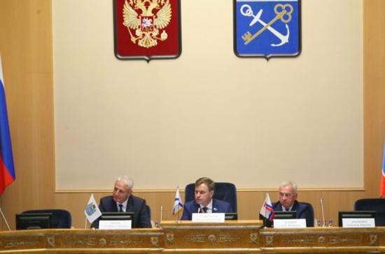 Санкт-Петербург и Ленобласть хотят объединить