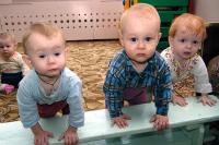 В московские детсады малышей будут принимать с 2,5 года