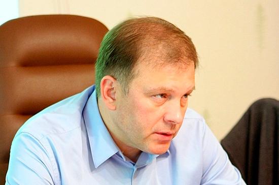 Курдюмов сдал документы для участия в выборах главы Нижегородской области