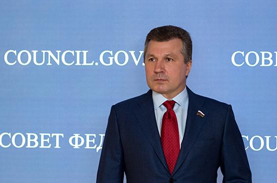 Васильев прокомментировал поправки в закон о конкуренции