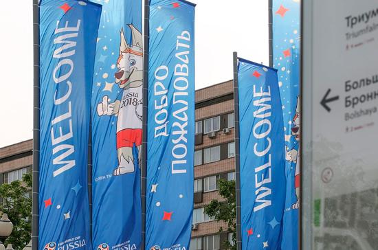 В государственной думе поддержали инициативу обезвизовом въезде в РФ для обладателей FanID