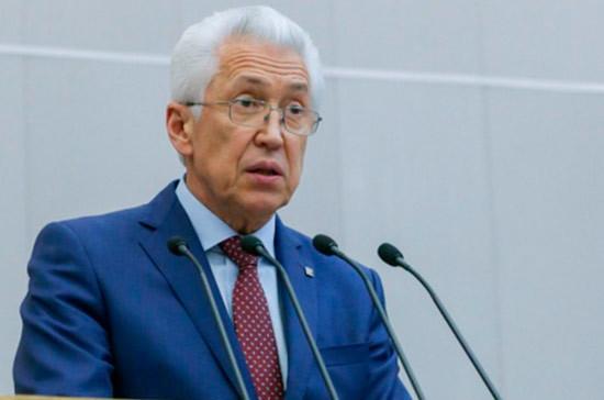 «Единая Россия» предложила кандидатуры на должности глав Ингушетии и Дагестана