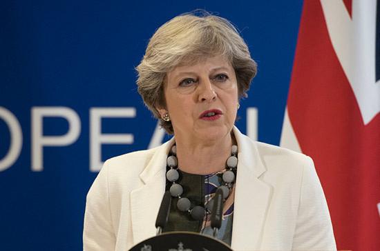 Мэй заявила, что лично будет руководить переговорами по Brexit