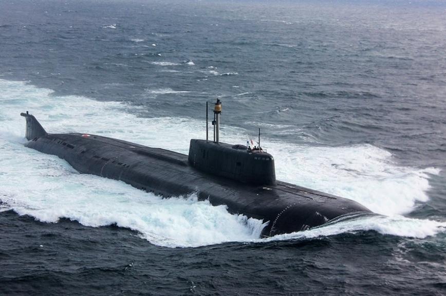 В России создадут систему спасения экипажей подлодок
