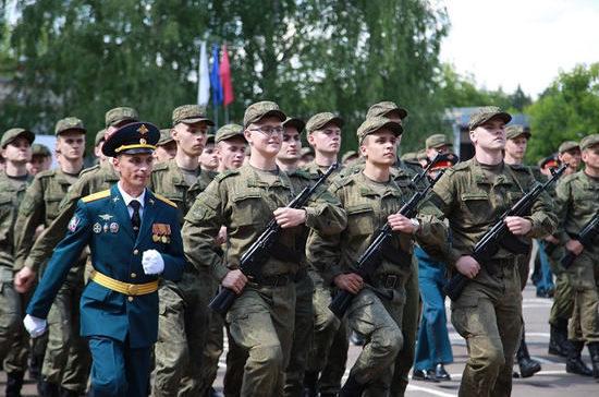 Государственная дума приняла закон обунификации военной подготовки студентов