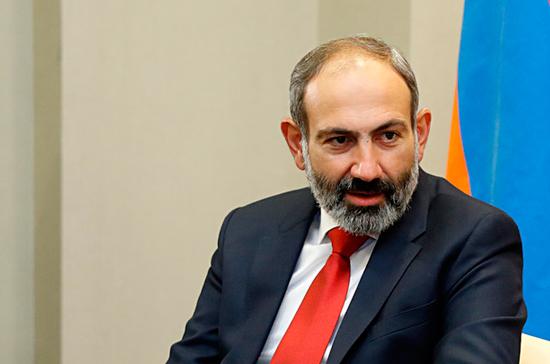 Премьер Армении Пашинян едет в Санкт-Петербург на заседание межправсовета ЕАЭС