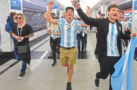 Дегтярев: въезд по Fan ID вводится по просьбам иностранных болельщиков