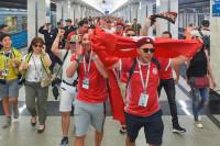 ВЦИОМ: россияне ждут лучшего отношения к стране после ЧМ-2018