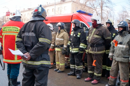 Полномочия пожарного надзора расширят после «Зимней вишни»