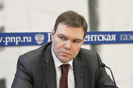 Левин назвал справедливым учреждение звания «Заслуженный журналист России»