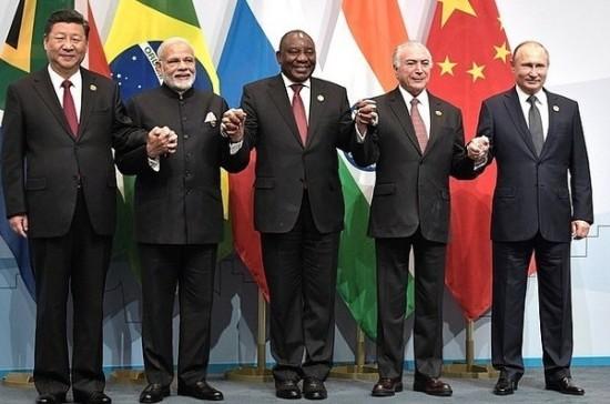 Порезультатам саммита БРИКС вЙоханнесбурге подписана итоговая декларация