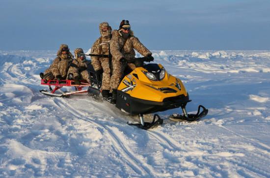 Арктические регионы будут сотрудничать со Скандинавией