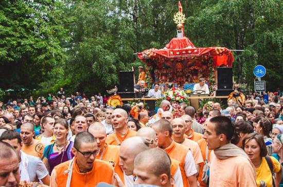 В московском парке Сокольники отпразднуют День Индии