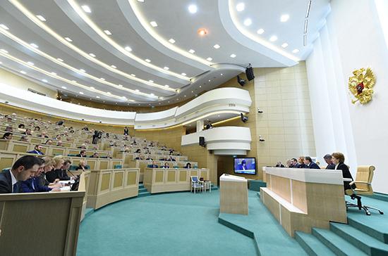 Совет Федерации контролирует исполнение постановления по развитию Бурятии