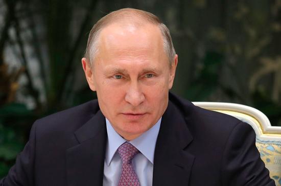 Россия осознает риск санкций, заявил Путин