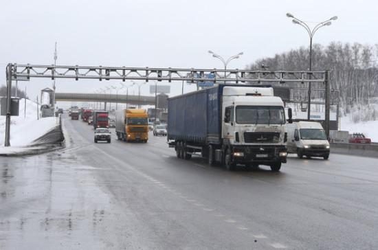 В Пушкине могут ограничить движение большегрузного транспорта