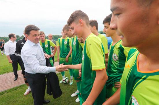 В Подмосковье пройдёт Кубок Игоря Акинфеева по футболу