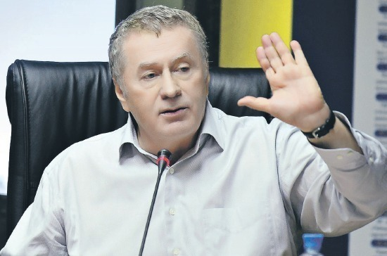 ЛДПР призывает прекратить бессмысленную помощь  другим странам
