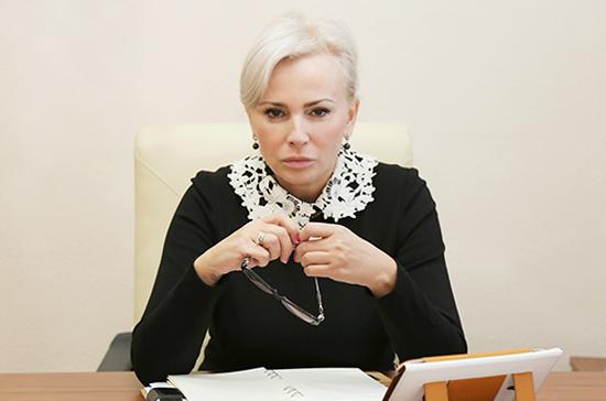 Ковитиди предложила ФСИН контролировать места работы заключённых