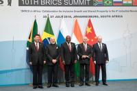 «Золотое» десятилетие БРИКС: от акронима до международной организации