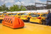 Для московских таксистов готовят чёрный список