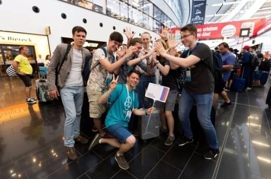 Московский школьник занял второе место на 50-й Международной олимпиаде по химии