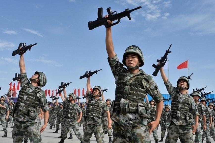В Китае открылись Армейские игры-2018