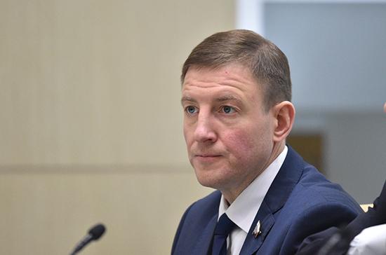 Турчак проведёт первое заседание Совета по развитию цифровой экономики при Совфеде
