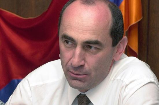 Вопрос об аресте экс-президента Армении Кочаряна вынесут на международные площадки