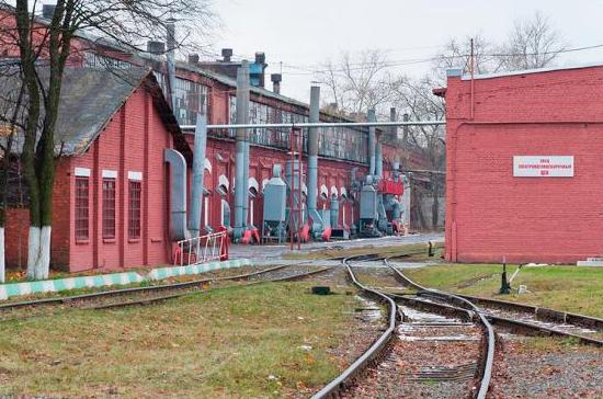 На территории Октябрьского завода в Петербурге построят жилой дом