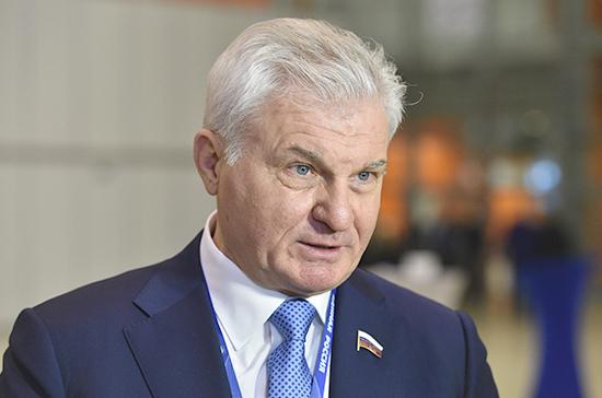 Владимир Плотников назвал главный итог весенней сессии Госдумы