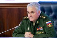 Главой военно-политического управления ВС России назначен Андрей Картаполов