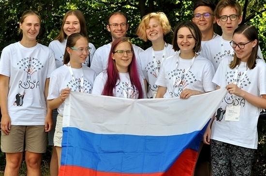 Ученица лицея №41 завоевала бронзу намеждународной олимпиаде