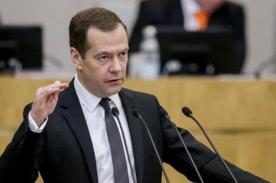 Медведев призвал решить проблему переселения из ветхого жилья в ЯНАО