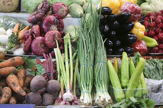 Как продать овощи и фрукты со своего огорода